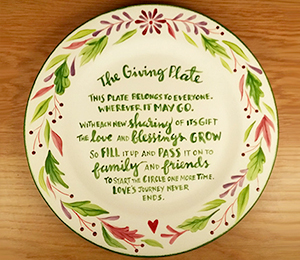 Fresno The Giving Plate