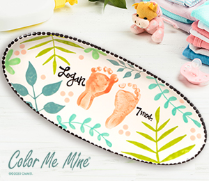 Fresno Tropical Baby Tray