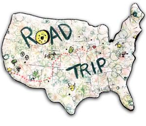 Fresno Family Road Trip!