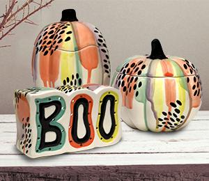 Fresno Drippy Pumpkin Box
