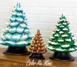 Fresno Vintage Christmas Trees