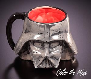 Fresno Darth Vader Mug