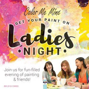 Ladies Night - March 12th